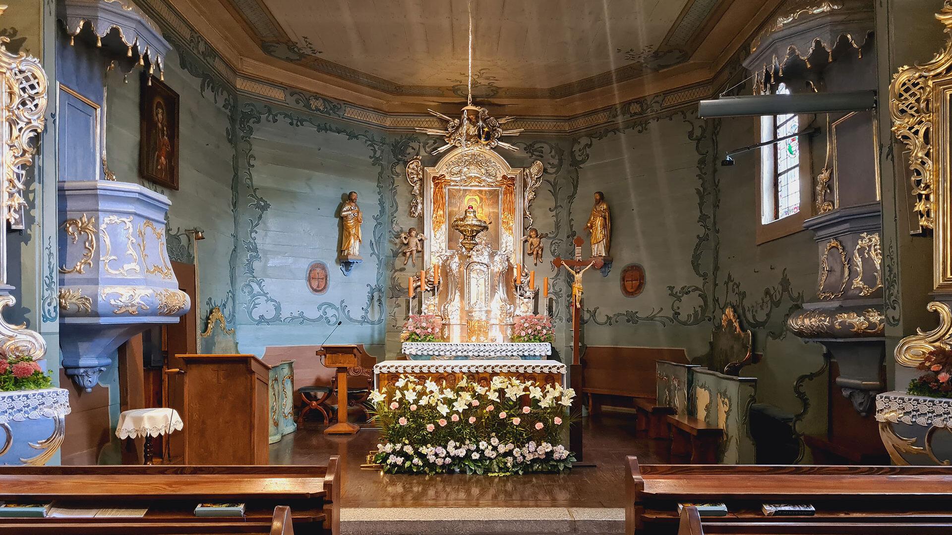 Parafia pw. św. Józefa w Kicinie